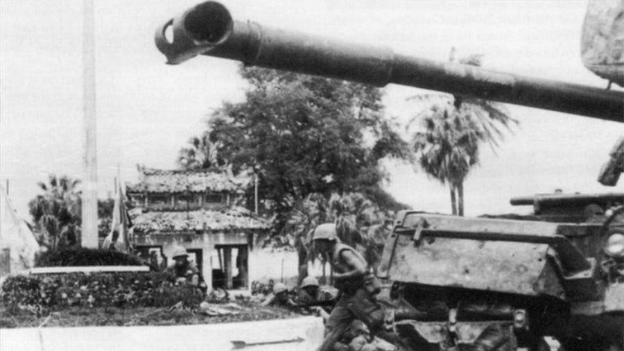 The Significance of the Tet Offensive