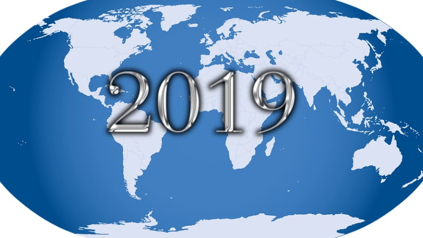 2019 Forecast for Afro-Eurasia