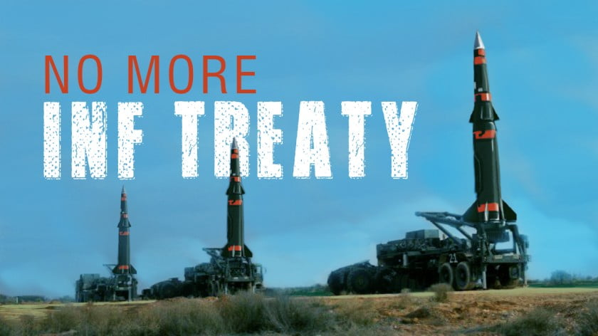Reasons Behind U.S. Initiative to Terminate INF Treaty