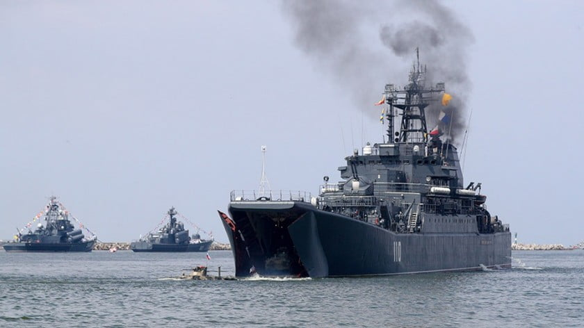 A Russian-Indian LEMOA Could Lead to Logistics Pacts with Other Littoral States