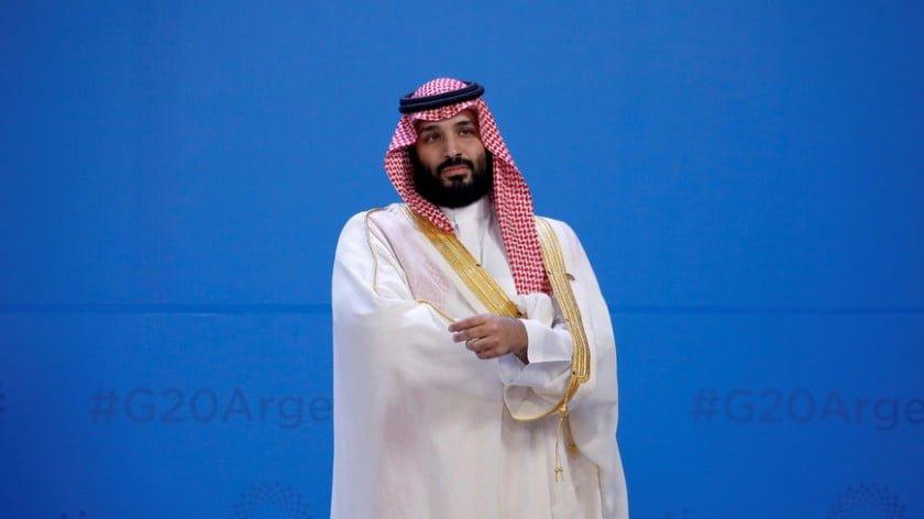 Mohammed bin Salman's Awful Year