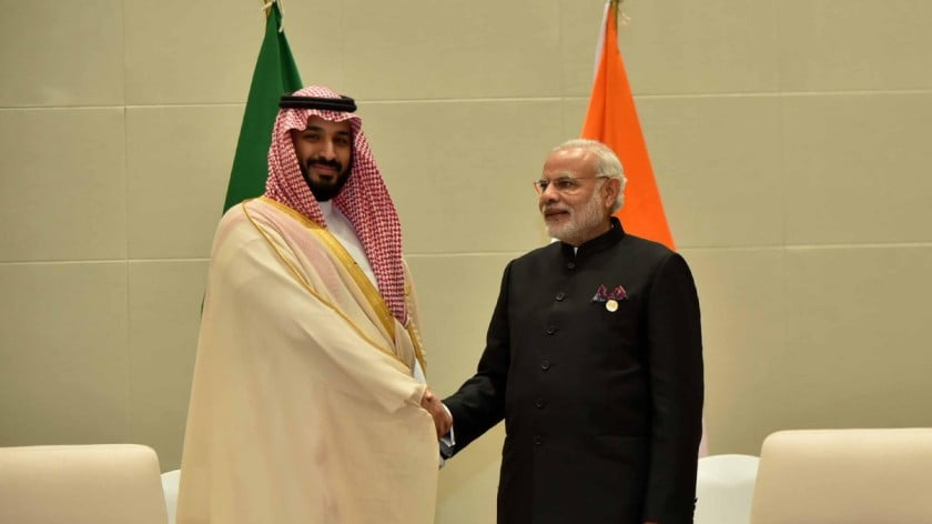 India Caught Between Iran and Saudi Arabia
