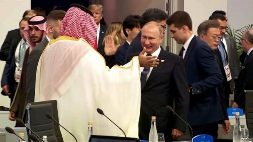 A Friend in Need: Russia Agreed to Oil Production Cuts Solely as a Favor to Saudi Arabia