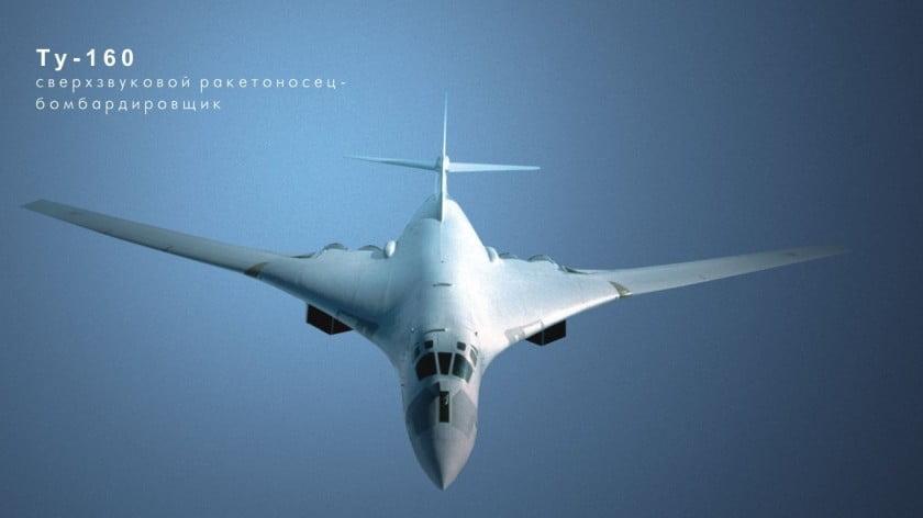 Russian Tu-160 Bombers in Venezuela