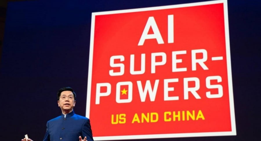 Who is Winning the US-Chinese AI Arms Race?