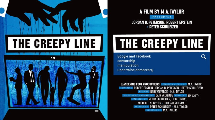 The Creepy Line: A New Documentary on the Immense Power of Tech Giants