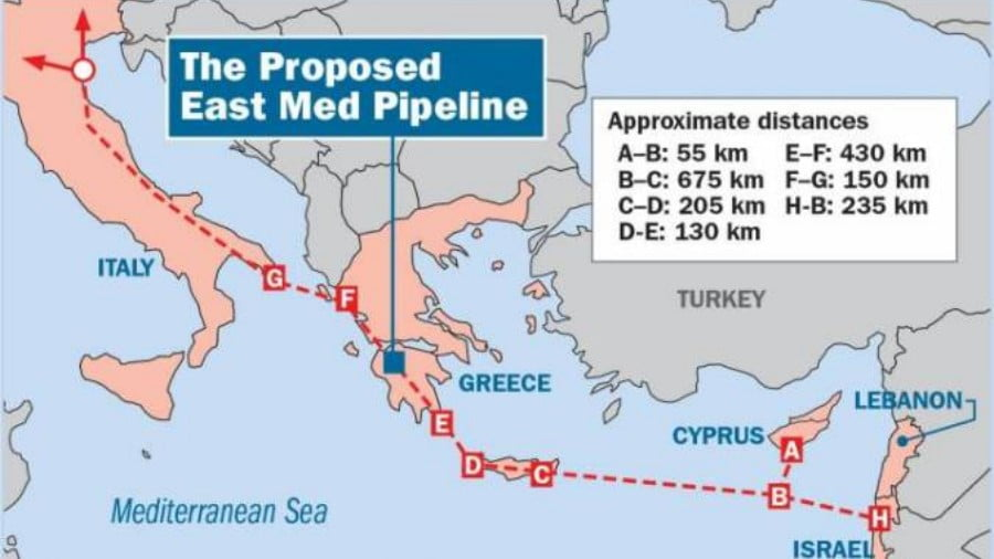 The Ins and Outs of Israel's Pipeline to Europe