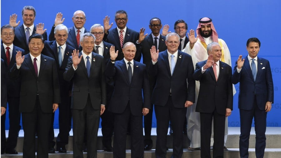 Royal Road Ahead: Saudi Prince Leaves G20 Confident, Turning Corner after Khashoggi Scandal