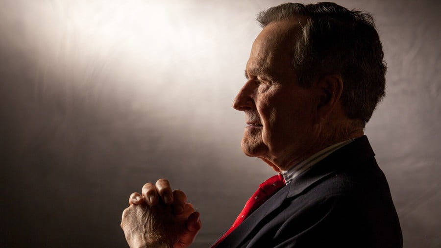 Oil Tycoon, CIA Chief, President: George H.W. Bush was the Epitome of American Empire