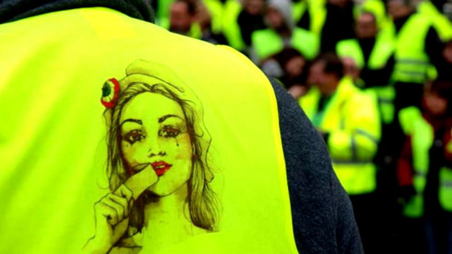 The Indiscreet Charm of the Gilets Jaunes