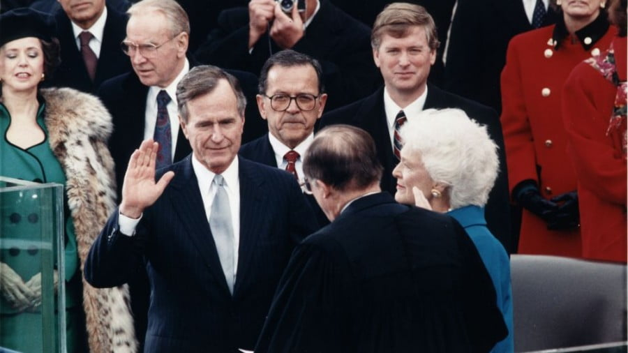 Assessing Legacy of Late President George H. W. Bush: View from Russia