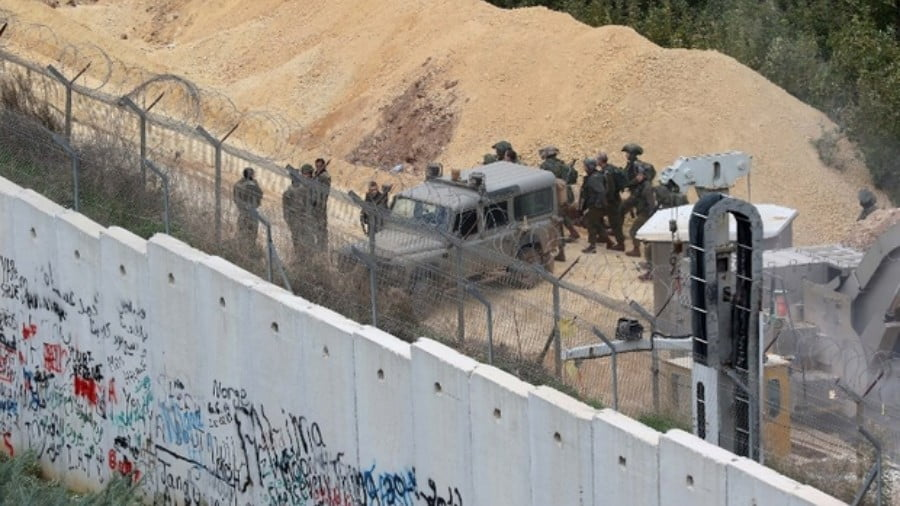 Netanyahu Is Hyping Hezbollah 'Attack Tunnels' to Stay in Power