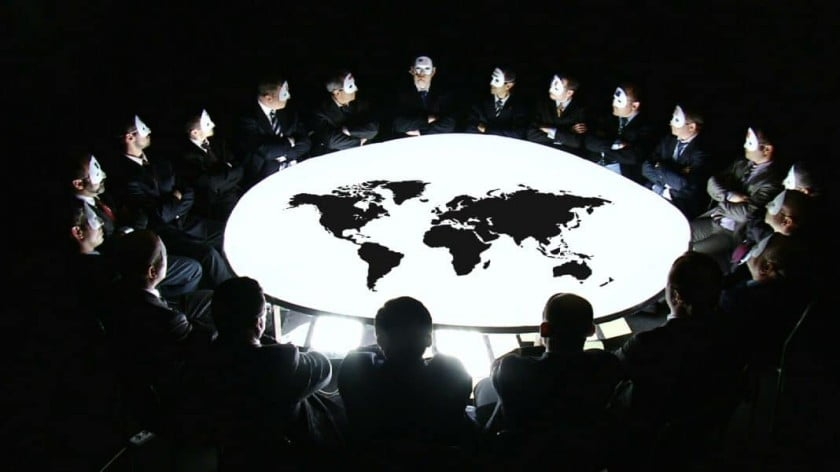 The New World Order Is Here