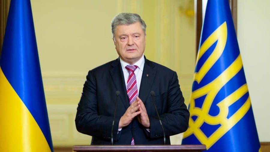 "Poroshenko's ""Crimean Corridor"" Claims Are Preconditioning Prior to a False Flag"