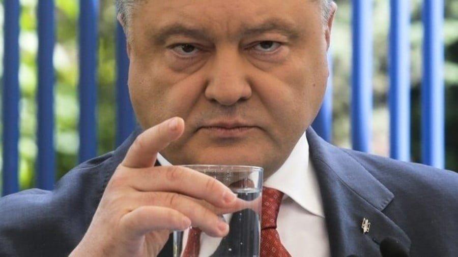 """Uber-Loser Poroshenko Goes """"Full Saakashvili"""""""