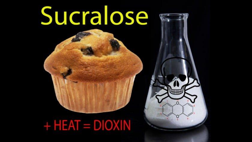 CONSUMER ALERT: Splenda Releases Toxic Dioxin When Heated