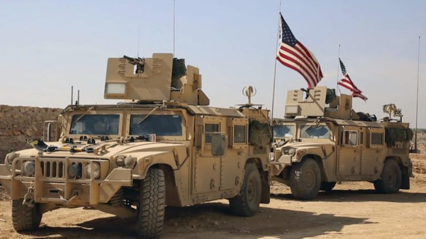 Don't Hold Your Breath on US Troop Withdrawal from Syria