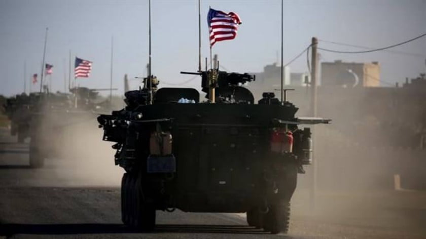 Withdrawal from Syria?