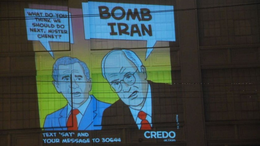 McCain May Be Dead, but 'Bomb, Bomb, Bomb Iran' Still Resounds
