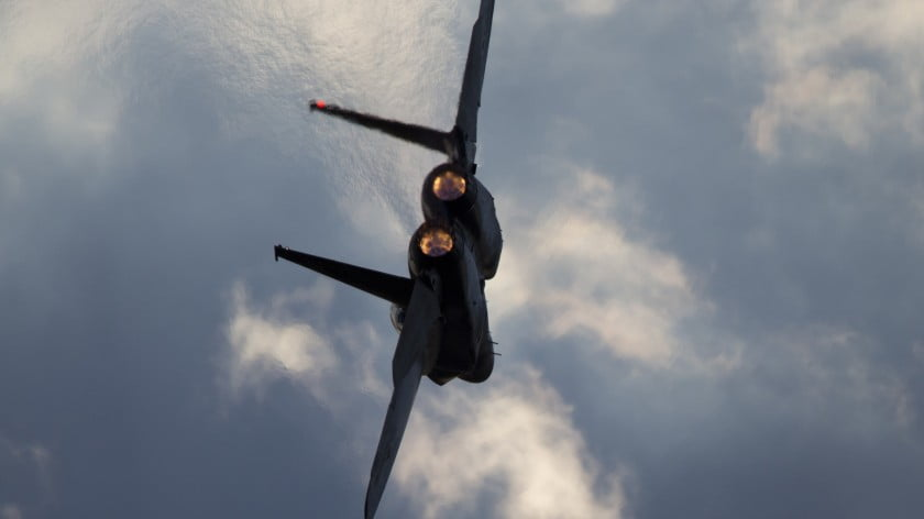 Why Israel's Airstrikes in Syria Are a Sign of Weakness, Not Strength