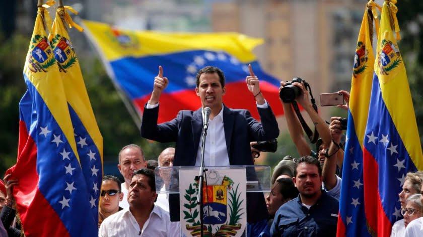 US Regime Change in Venezuela: The Documented Evidence