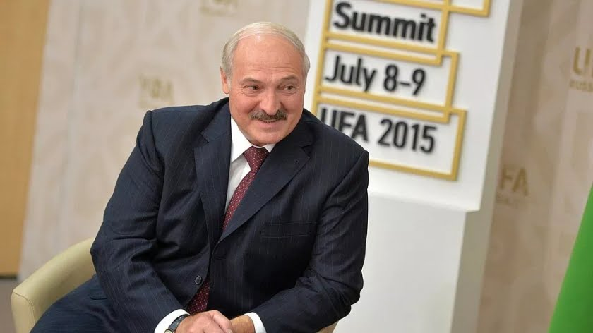 Trump Is Twisting Putin's Arm Through Lukashenko