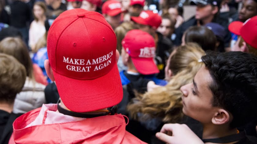 "The ""MAGA Hat Kids"" Are the Real Victims of Racism"