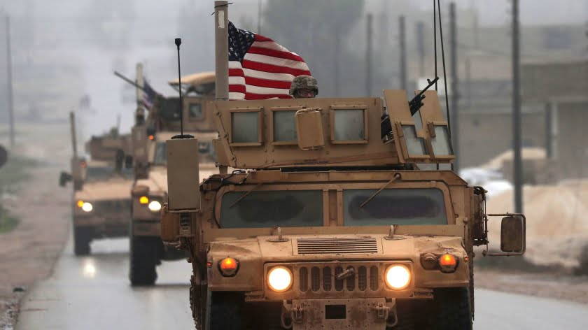 A Rational Take on Why Daesh Is Targeting US Troops in Syria at This Specific Time
