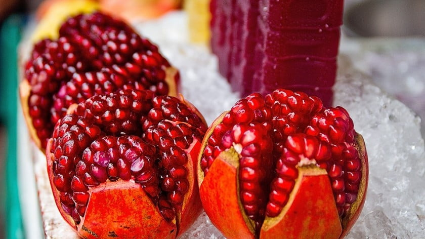 Why Pomegranate Juice Is 'Roto-Rooter' for the Arteries