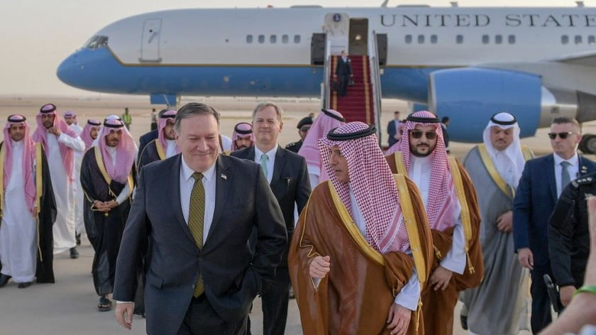 Pompeo the Warmonger Supports Authoritarian Regimes