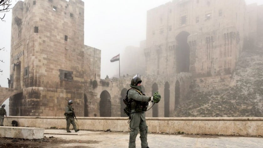 Final Steps in Syria's Successful Struggle for Peace and Sovereignty