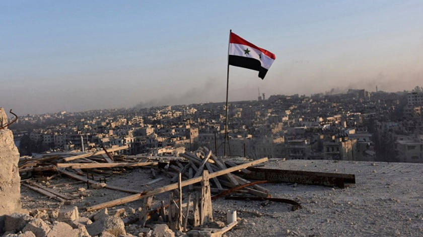 The Syrian End Game Is Becoming Clearer, And It'll Probably Be Decentralization
