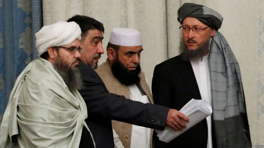 Who's to Blame for the Collapse of US-Taliban Peace Talks in Qatar?