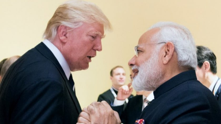 Trump's Anecdote About Modi's Afghan Library Revealed Something Disturbing
