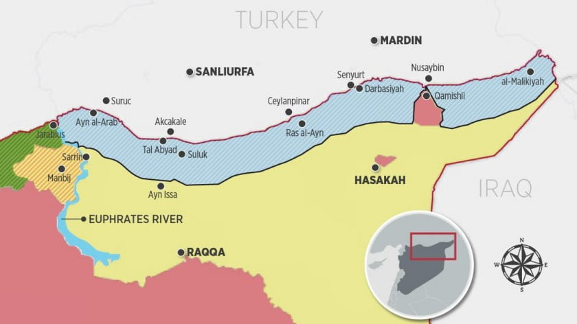 A Turkish 'Security Zone' in Northeast Syria Is a Bad Idea
