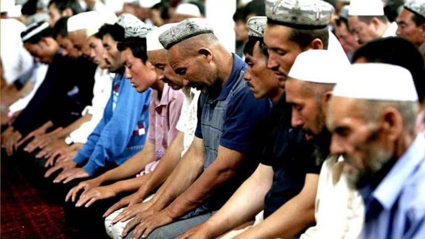 Mercy for China's Uighurs