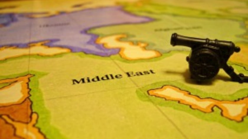 The Middle East: A Review of Geopolitical Structures, Vectors of Power Dynamic