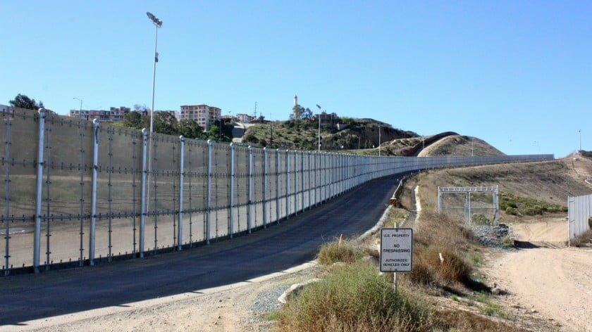 Walls or Roads
