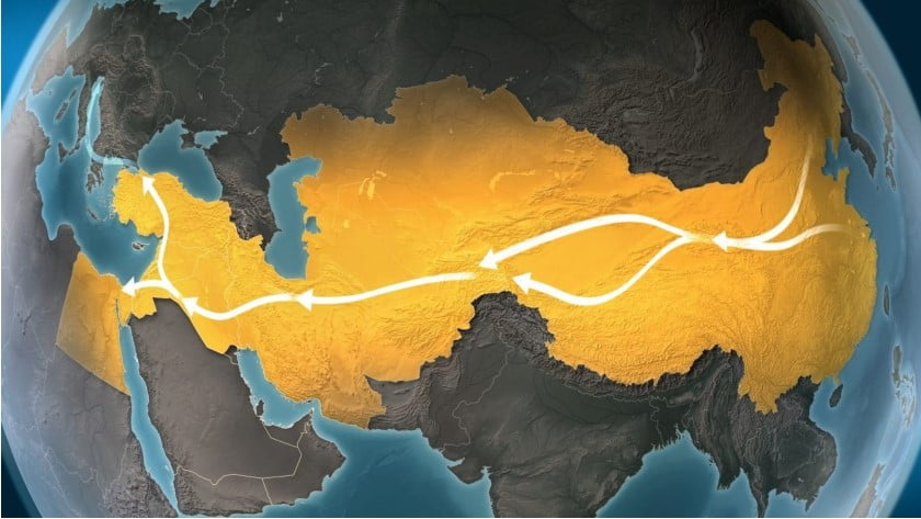 How New Silk Roads Are Shaping Southwest Asia