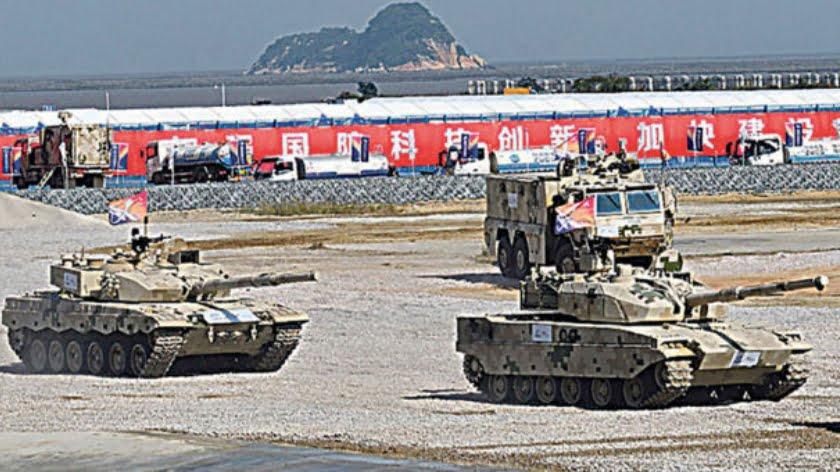 Silk Road Arsenals – Part 2