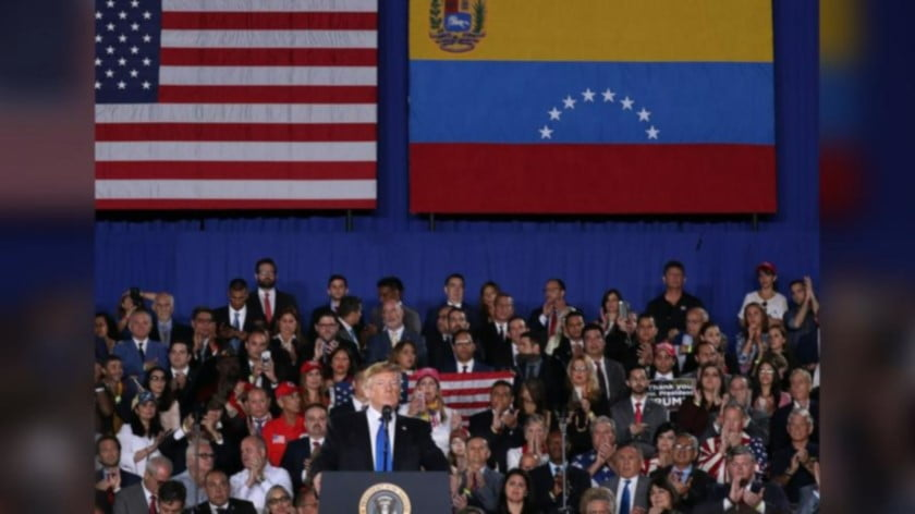 Trump's Venezuela Gamble Is Turning Out to be a Beaten Docket