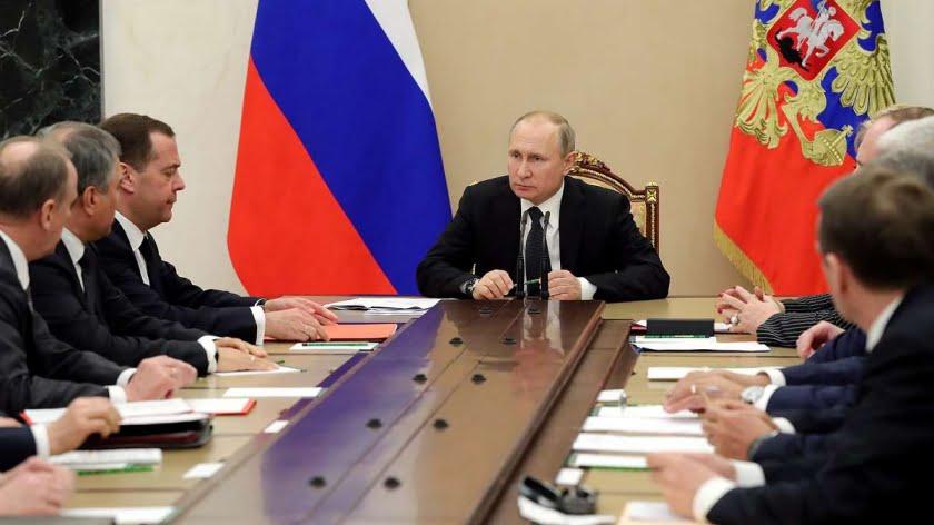 "President Putin's ""Great Society"" Program Will Build the Future Russia"