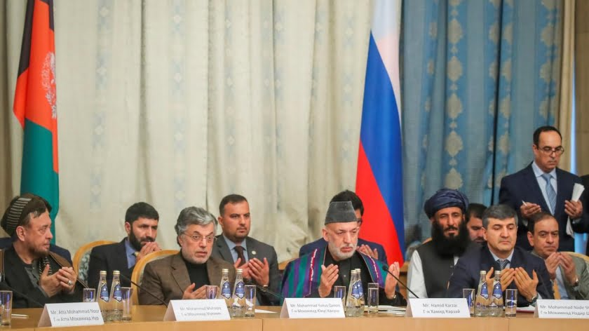 The Intra-Afghan Talks in Moscow Confirm that Kabul Is Cornered