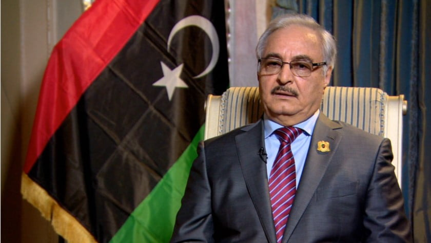 Haftar's Sweep of Southern Libya Might Finally Reunify the Country