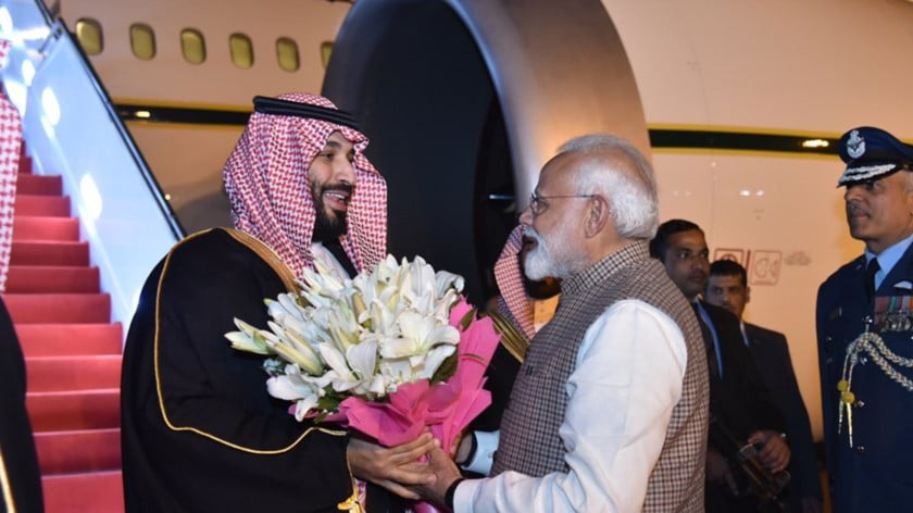 India Gets Veggie Burger from Saudi Arabia