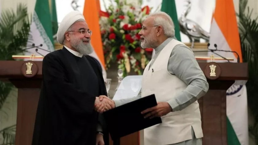 "India's ""Israeli"" SAM Test Sent a Very Strong Signal to Iran"