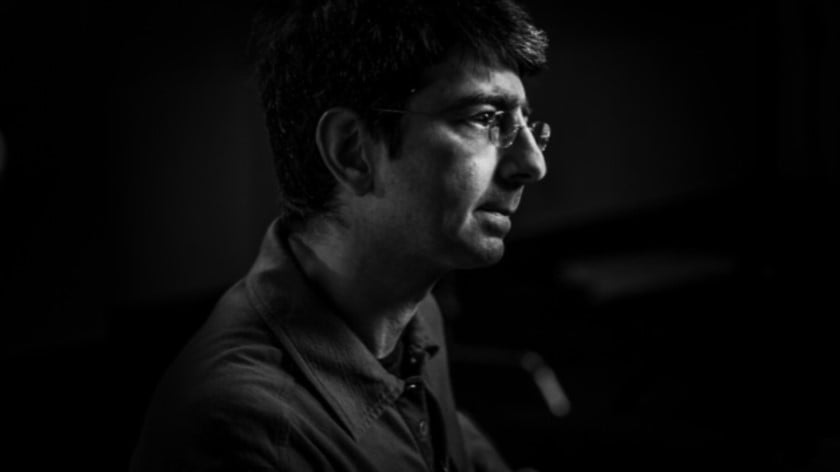 Pierre Omidyar is pictured during an interview on technical innovation published by The Henry Ford, a Dearborn-based museum.
