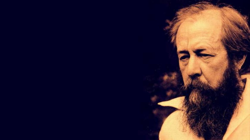 The West's Rejection of God Will End in Misery and Terror – Solzhenitsyn's Prophetic 1983 Warning