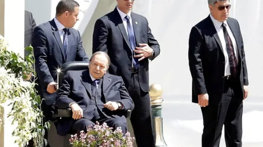 Turning Algeria Into a Necrocracy