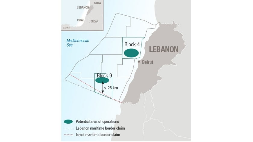 Lebanon Must Turn to Europe as Me​diato​r for Its Maritime Claims Dispute with Israel